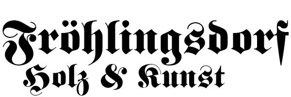 Fröhlingsdorf Holz & Kunst-Logo